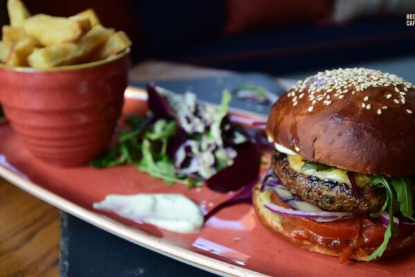 Burger Steak Burger