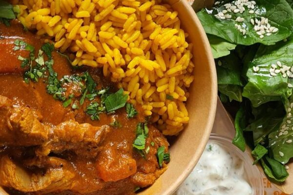 Rooster's Curry Choice