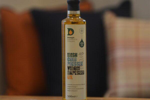 Donegal Rapeseed Oil Lemon - 250ml