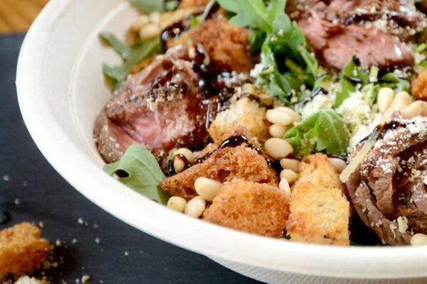 Beef Shorthorn Salad